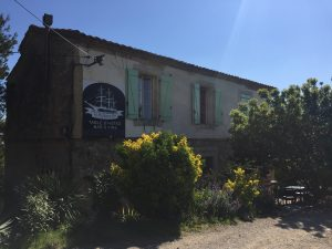 eating out in languedoc - pourquoi pas