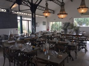 eating out in languedoc - distillerie