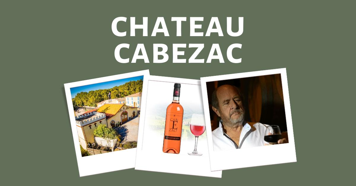 Best Languedoc wineries - Chateau Cabezac