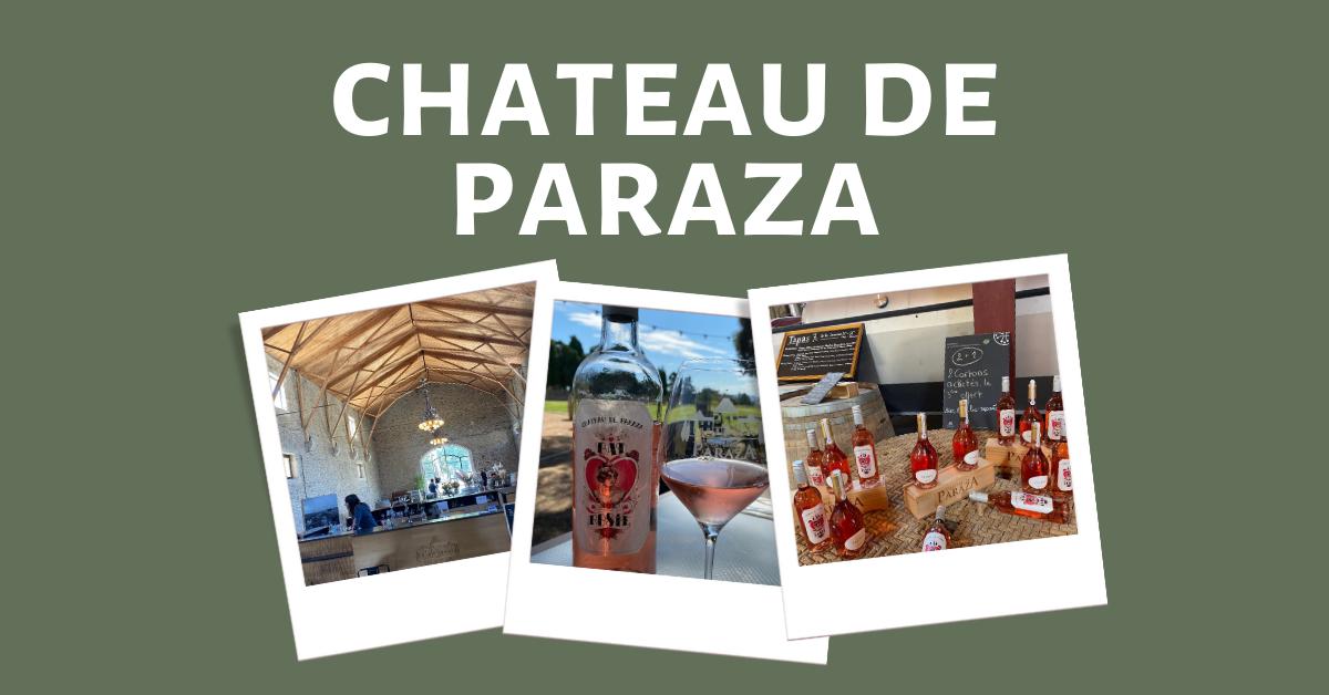 Best Languedoc Wineries - Paraza
